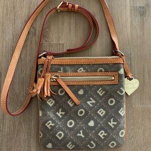 Dooney Bourke crossbody bag